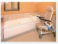 浴室・理容美容コーナー