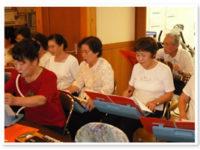 琴演奏ボランティアのみなさま