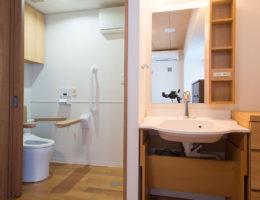居室洗面台・トイレ